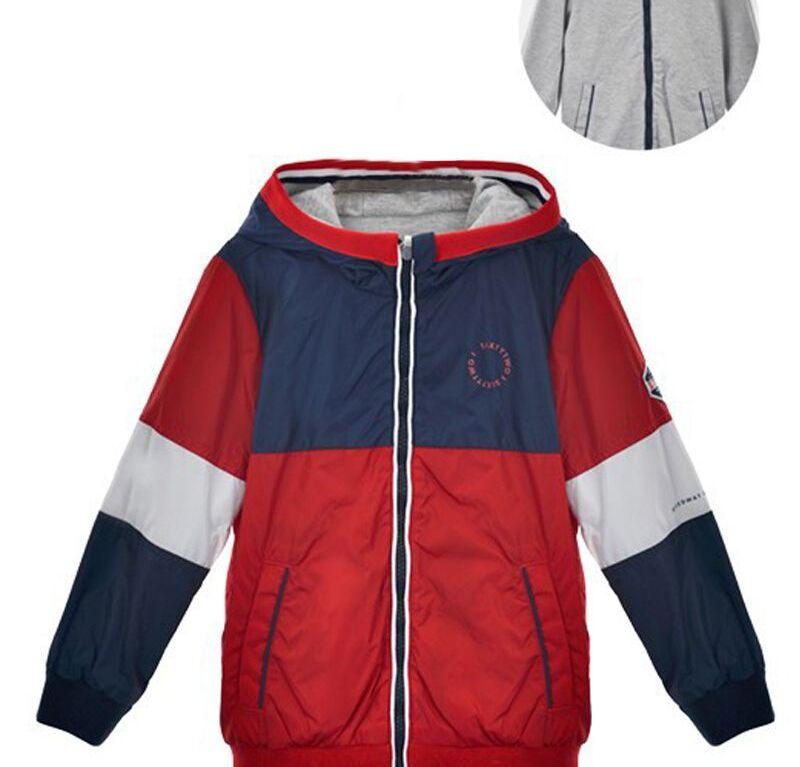 Παιδικό μπουφάν Mandarino 22106908 red