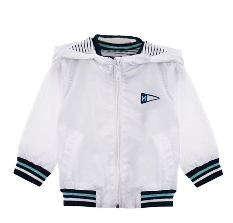 Παιδικό μπουφάν Marasil 22111915-100 white